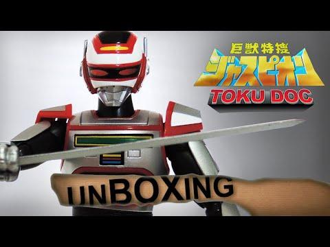 JASPION - unBOXing - TokuDoc