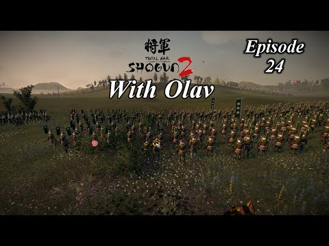 Shogun 2 Total War Ep24 Kyoto is Ours!