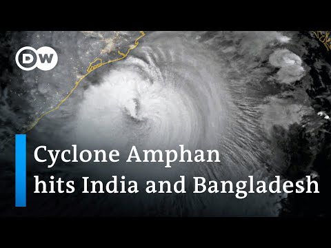 Cyclone Amphan Makes Landfall In India And Bangladesh | DW News