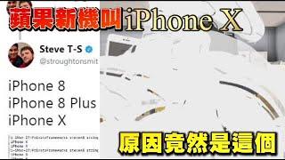 蘋果新機名字定了!有i8和iPhone X   台灣蘋果日報
