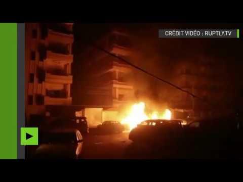 Afrin sous les bombes : la Turquie continue à pilonner