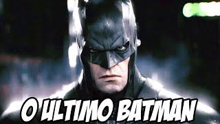 Batman Arkham Knight lançamento anunciado, o último da série