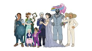 Dalen's Closet | Vox Machina One-shot