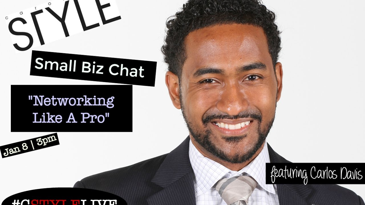 Tips on Professional Networking + Details on 3rd Charlotte Professional Networking Week