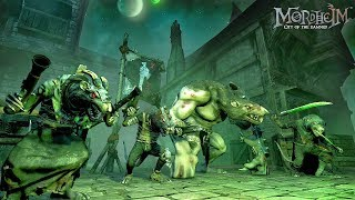 Mordheim CITY OF THE DAMNED Skaven Lets Play Episode 74 Chaos Meat Does Not Taste Good