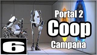 PC l Portal 2 l Coop l # 6 l c/Haruhi ¡LA TORRETA ASESINA!