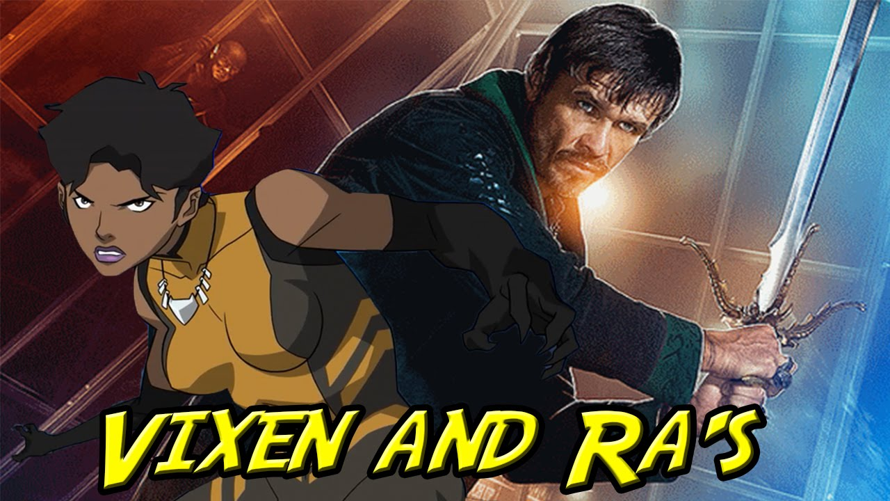 Ra's al Ghul Returns for Legend's of Tomorrow and Vixen Live Action!!!