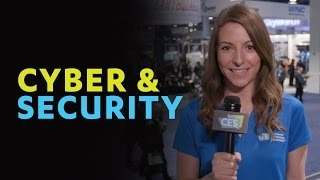 Cyber Security & Enterprise Solutions at CES 2017