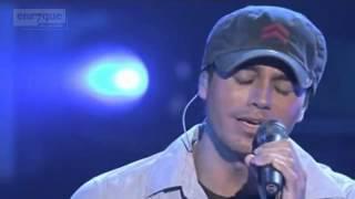 Enrique Iglesias - Nunca te olvidare (live)