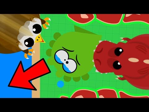 MOPE.IO EAGLE REVERSE TROLL!! // SAVING PLAYERS (Funny/Emotional)