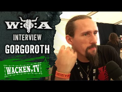 Gorgoroth - Interview At Wacken Open Air 2008