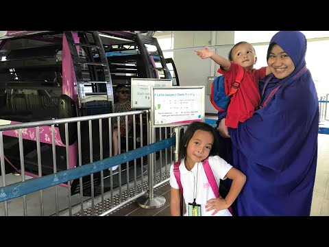 Serunya Naik Cable Car dari Pulau ke Pulau   Naik Kereta Gantung Ke Sentosa Island Singapore