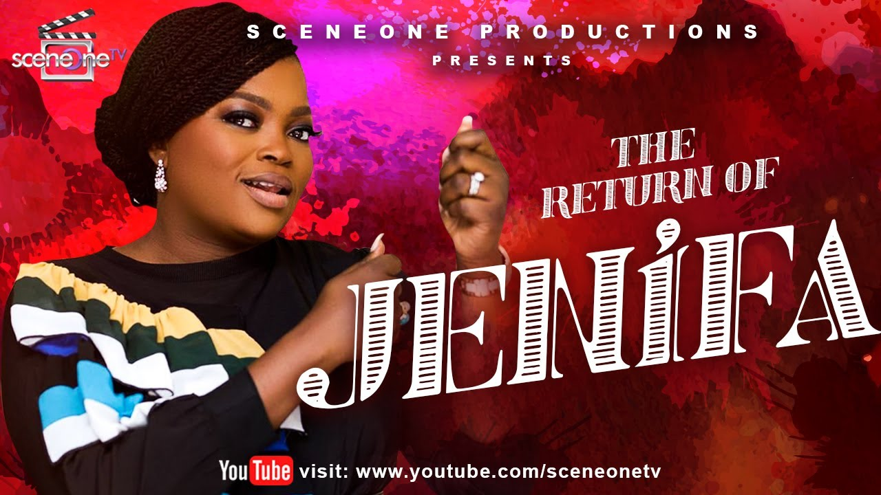 Download Flashback Movie: The Return Of Jenifa (Part 1)   Yoruba Nollywood Movie