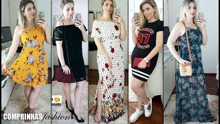 Comprinhas Fashion - MELISSA/C&A/COTTON ON/RENNER/CHANEL/MENINA MOÇA/ZATTA...
