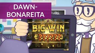 Dawn of Egypt - Hyvä bonus, nostetaan panosta!