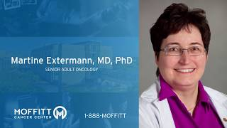 Martine Extermann, MD, PhD - Senior Adult Oncology
