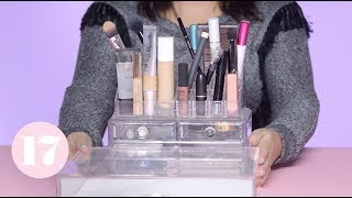 How to Organize Your Makeup | Plan With Me