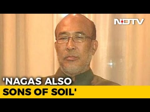 New Manipur Chief Minister N Biren Singh: 'BJP Had To Sacrifice'