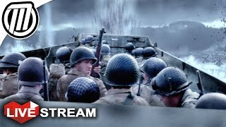 Call of Duty WWII: WAR!  From D-Day to Tank Invasions   Multiplayer Gameplay Live Stream