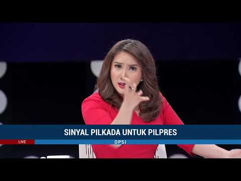 OPSI: SINYAL PILKADA UNTUK PILPRES - SIROJUDDIN ABBAS