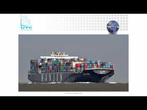 UTC Overseas Presentation on Financial Stress in the Container Shipping Industry