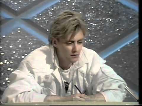 Roger Taylor on Pop Quiz Baffled by