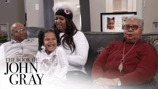 John Tries to Convince Aventer's Parents to Move to Greenville | Book of John Gray | OWN