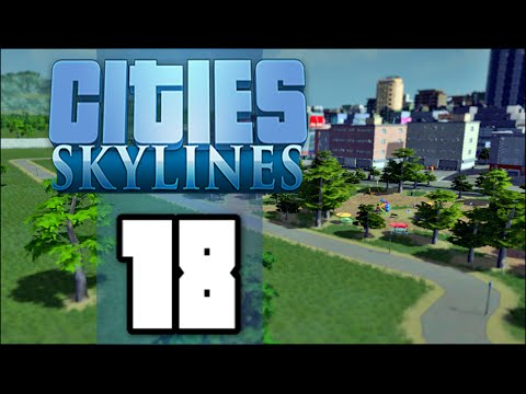Cities Skylines: Малки Паркове - Епизод #18 (Bulgarian Gameplay)