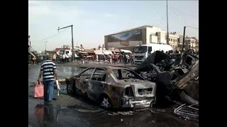 Car bomb kills 15 at busy Baghdad intersection