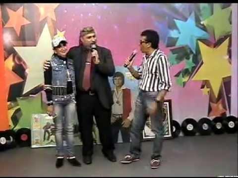 Só No Vinil Na TV  22  05   Apresentação Hugo Tupã O Cigano