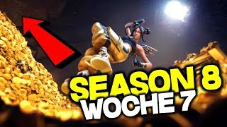 Season 8 - Secret STERN Week 7 - Fortnite Battle Pass