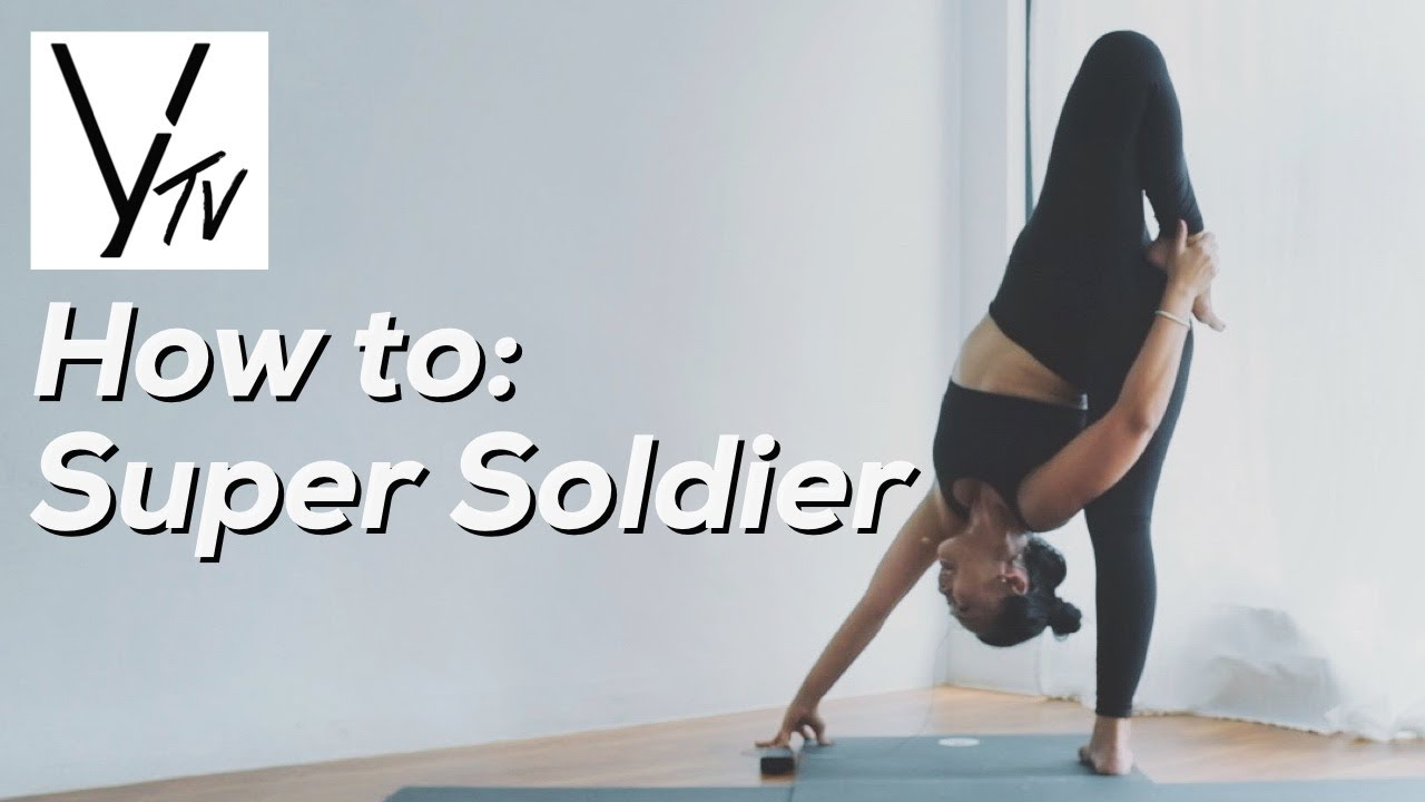 Yoga Lab TV | How to Super Soldier with Xin Hui