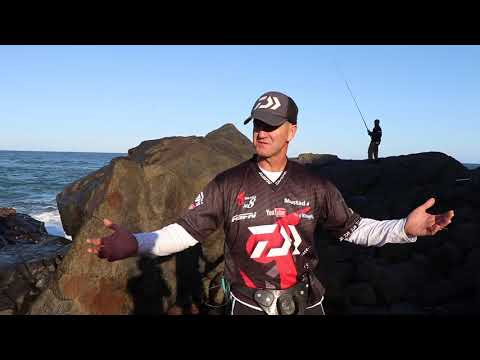 ASFN 2018 Fishing Vlog 0138 -  Quest For Kob, Port St Johns, Part 2