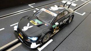 "Carrera Digital 132 ""Playboy"", Audi A5 DTM 2014-LIMITED EDITION, Carrera Bahn"