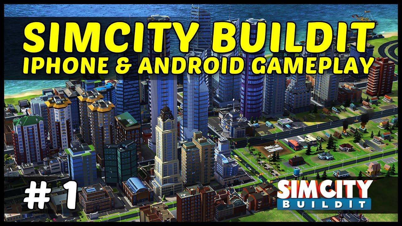 Simcity Ios
