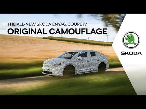 Škoda Enyaq Coupé