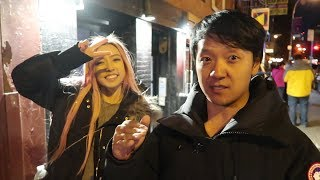 Mike Chen aka the FOOD GOD!!! takes us on a food adventure - vlog #14