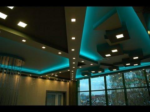 Led beleuchtung wohnzimmer Wohnzimmer licht Wohnzimmer led iDeen  YouTube