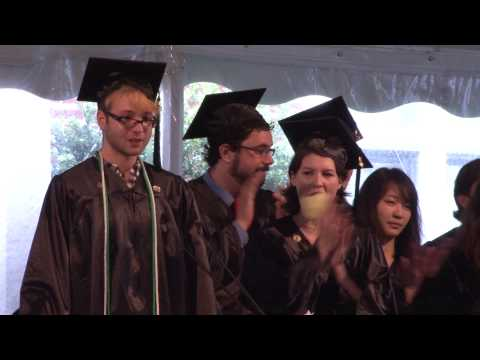2013 Senior Class Gift: Sarah Lawrence College 85th Commencement