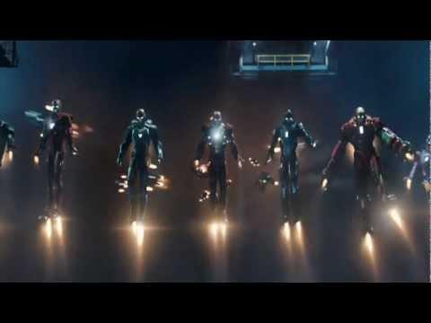Trailer #2 Iron Man 3 Doblado Español Latino FullHD