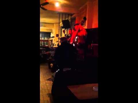 Dusseldorf jazz bar