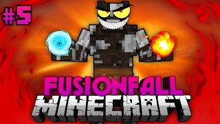 Elementarer MINOTAUREN BOSS - Minecraft Fusionfall #005 [Deutsch/HD]