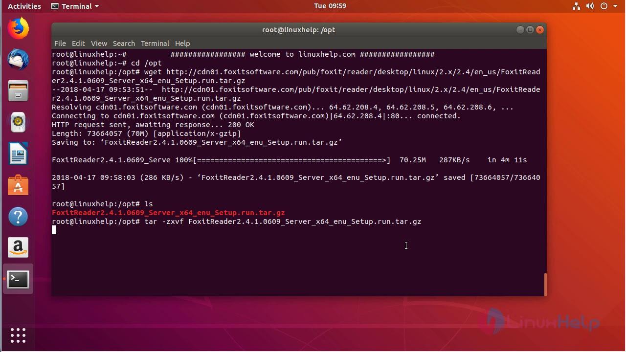 Foxit Pdf Editor For Ubuntu
