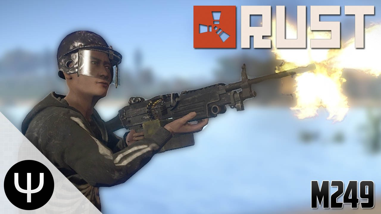 how to get an ak on rust