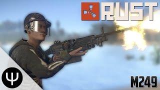 Rust — M249!