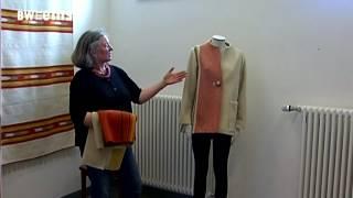 Ausstellung textile Rohstoffe