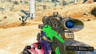 I THINK GHOST TOWN ENDINGS ARE MY FAV   Black Ops 4 Blackout