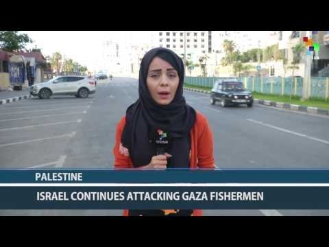 Palestine: Israel Continues Attacking Gaza Fishermen