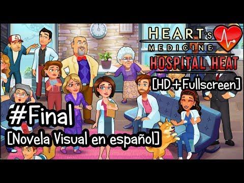 Novela Visual en español 🏥 Heart's Medicine: Hospital Heat #30 FINAL