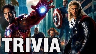 Avengers - Stuff You Didn't Know